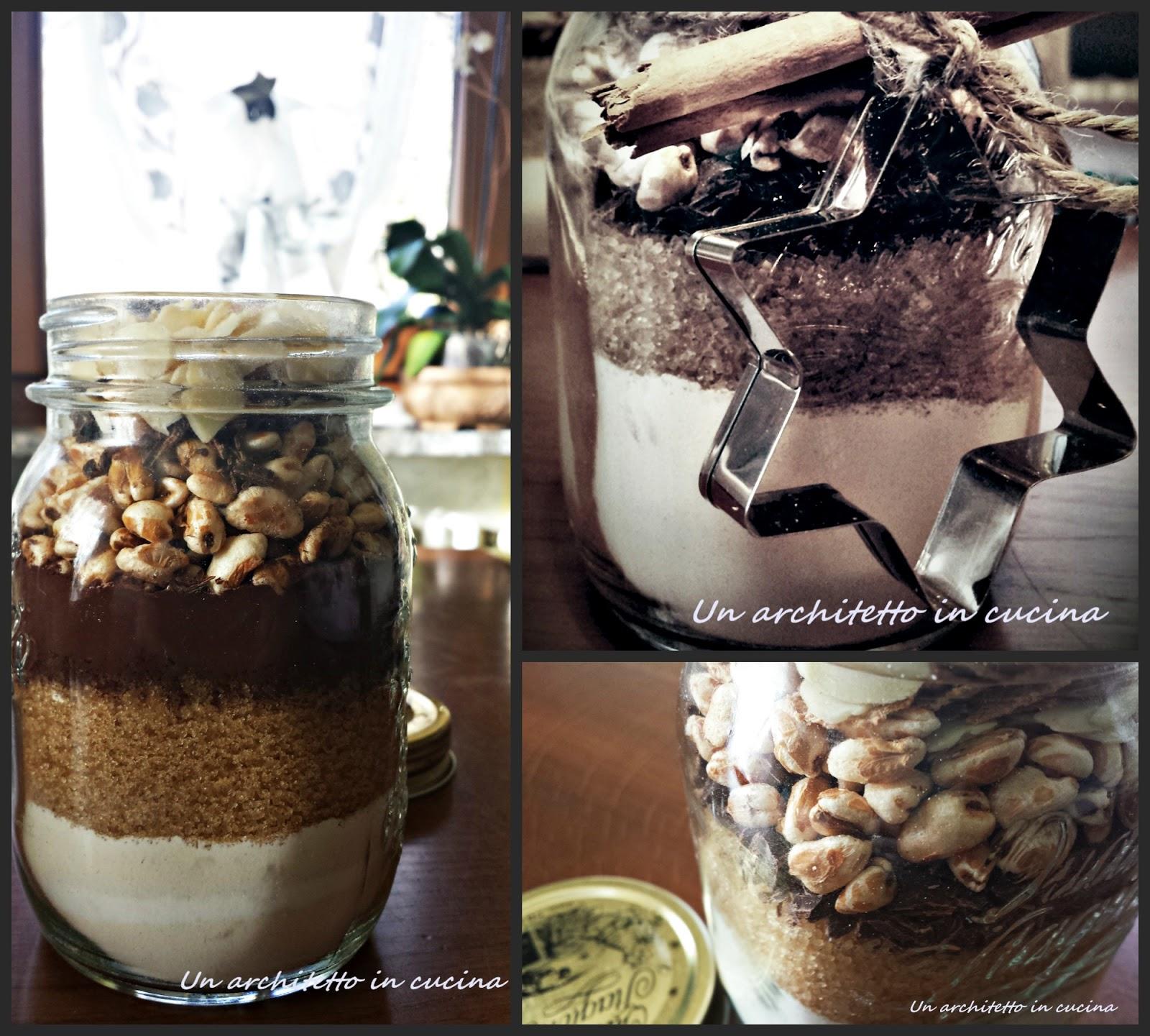 Idee Regalo Natale In Cucina.Biscotti In Barattolo Un Originale Idea Regalo Per Natale Un