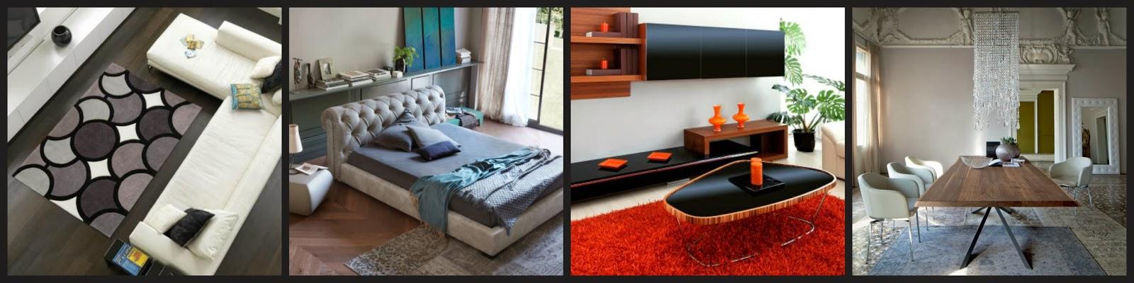 Come scegliere i tappeti per la vostra casa un - Tappeto pelo raso ...