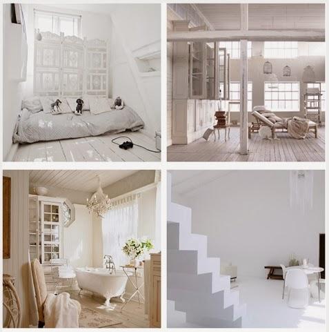 Come scegliere i colori delle pareti un architetto in cucina - Colore esterno casa bianco ...