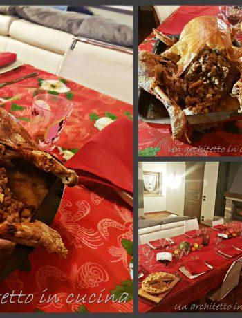 Cena di Capodanno: Tacchino ripieno