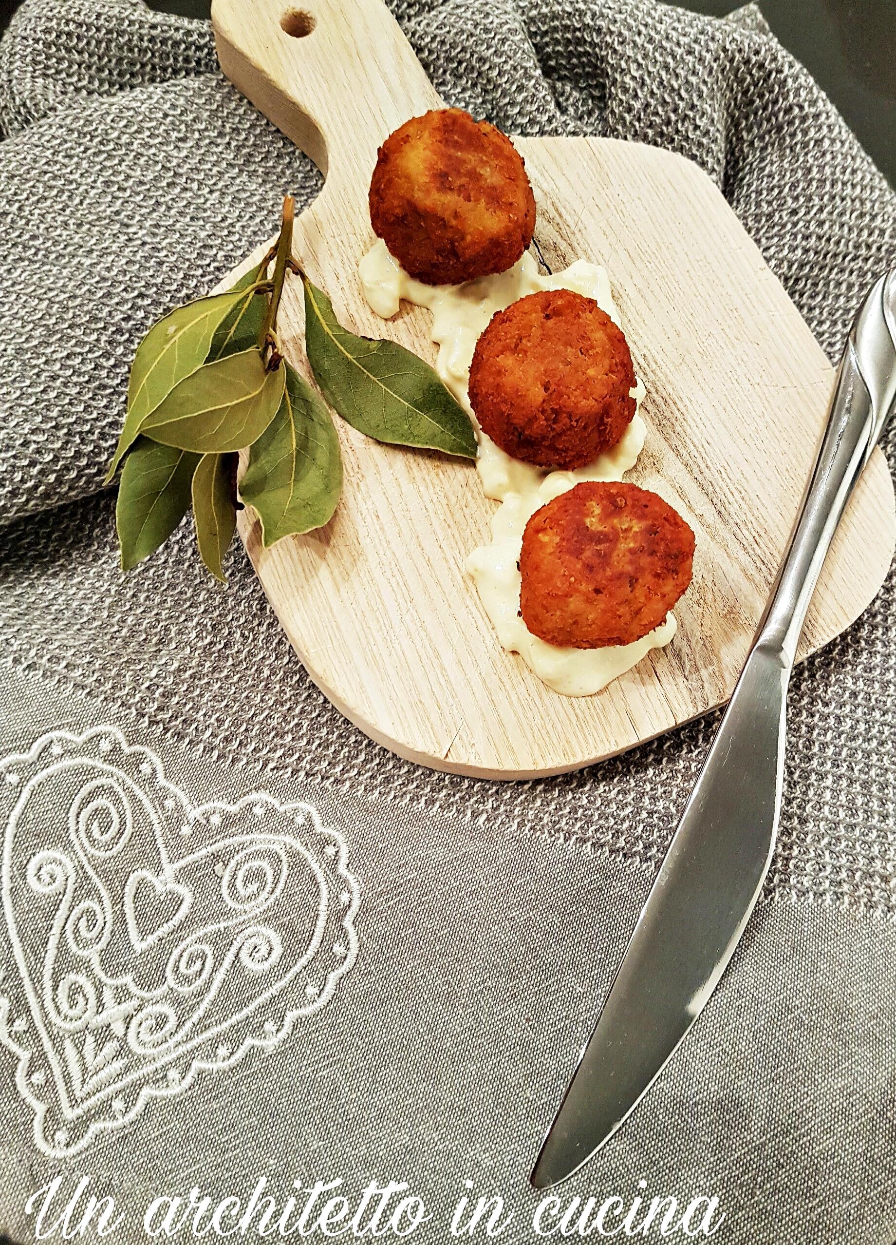 Falafel - Polpette di ceci - Ricetta vegan - Felafel