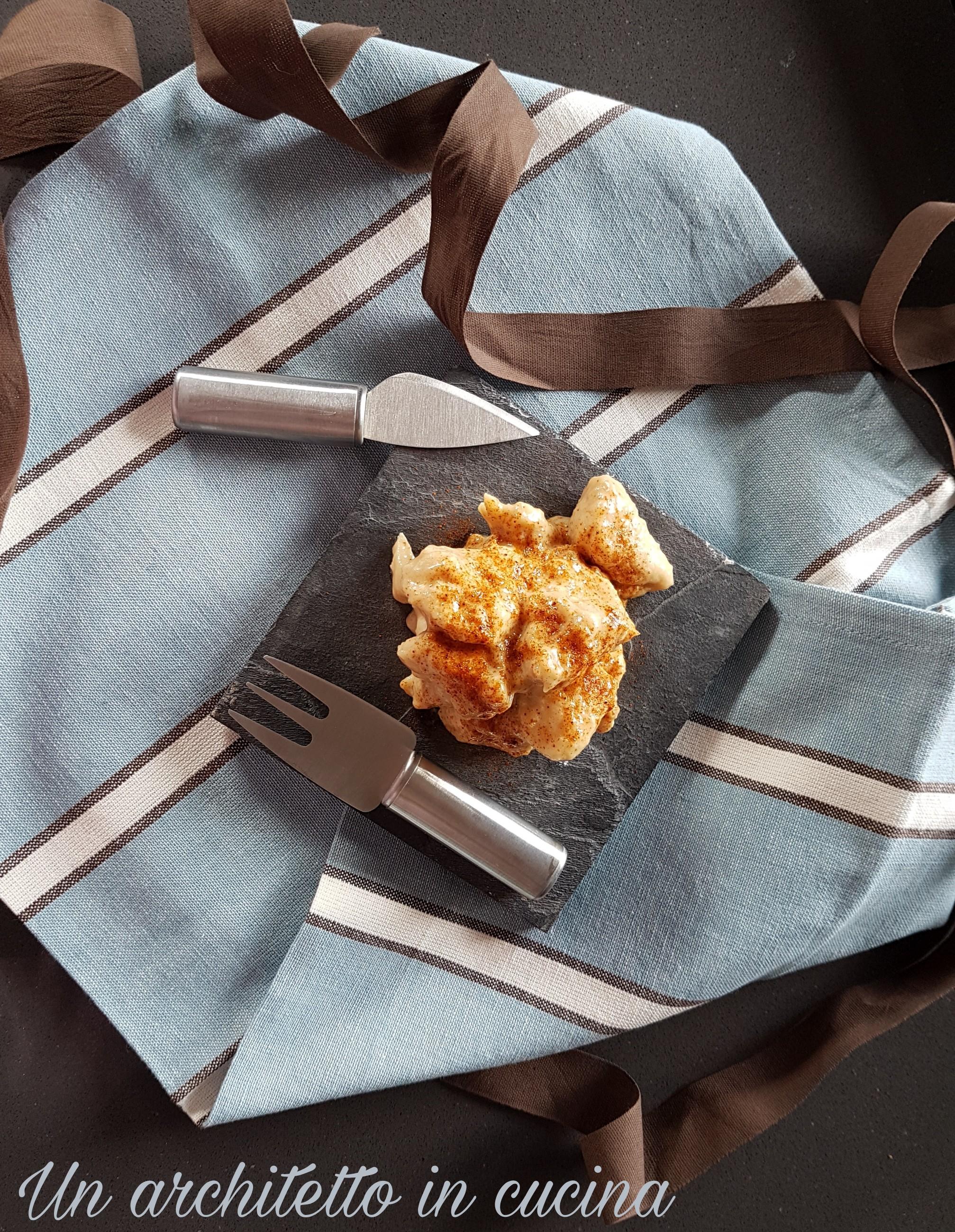Bocconcini di pollo con salsa di aceto balsamico