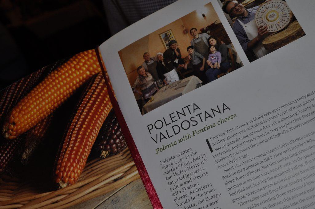 Polenta Valdostana