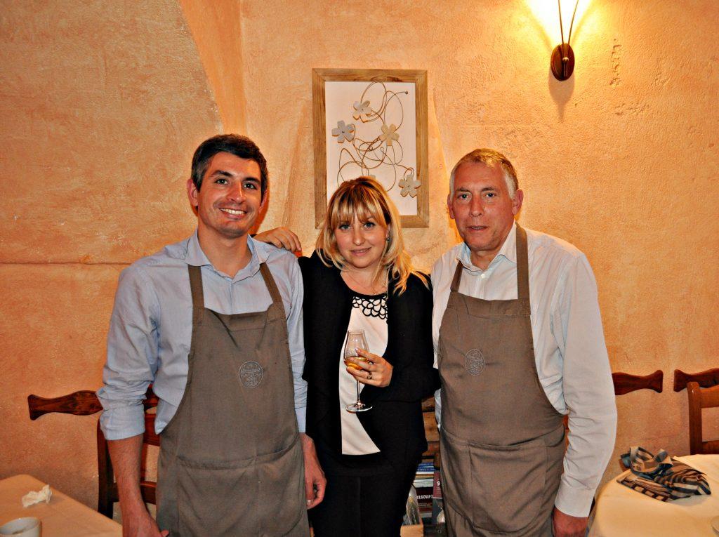 Un Architetto in Cucina con Corrado e Paolo