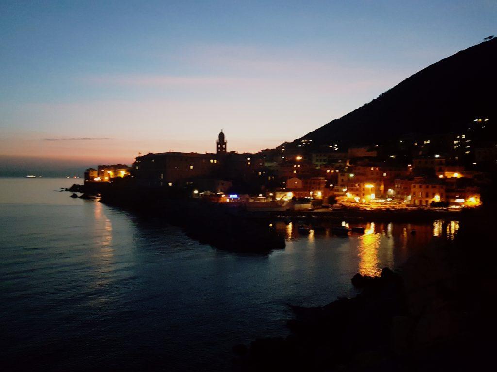 Week end lungo a Genova Nervi e visita all'Acquario di Genova