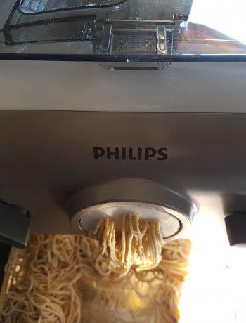 Pasta fatta in casa con Philips Pasta Maker