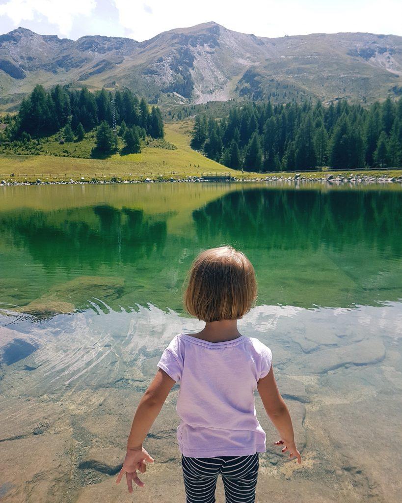 Lago di Pila - Valle d'Aosta