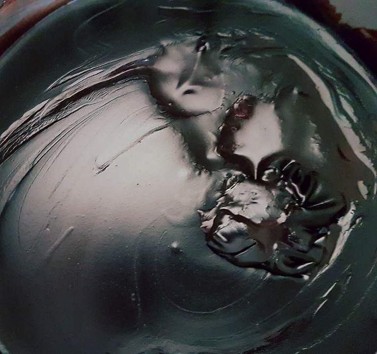 Ricetta della crema al cioccolato fondente
