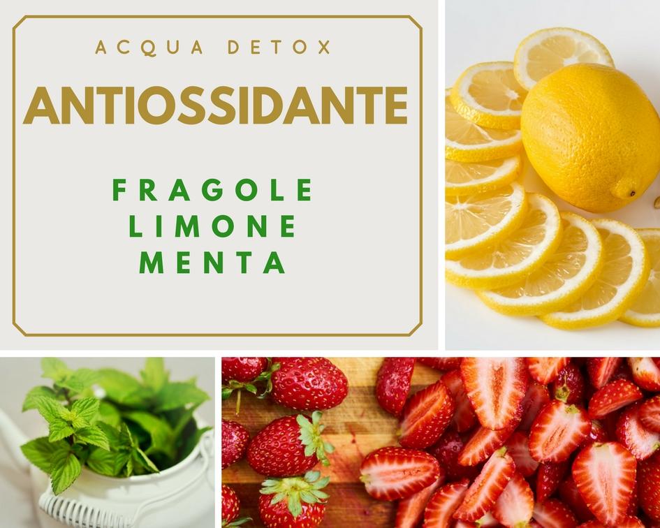 Acqua Detox Antiossidante