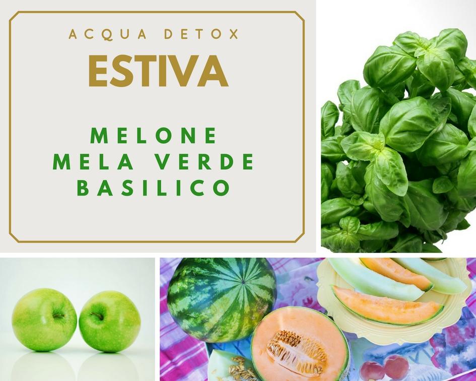 Acqua Detox Estiva